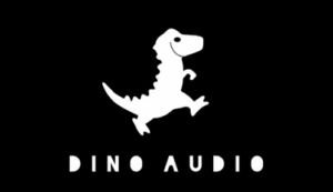 Dino Audio F logo