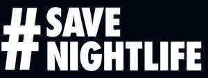 #savenightlife logo