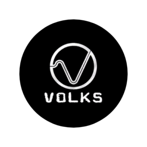 The Volks logo