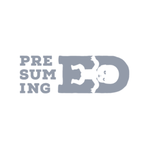 Presuming Ed logo