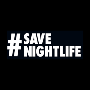 Save Nightlife logo